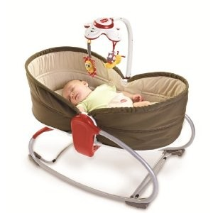 5.Tiny Love Rocker Napper 3 en 1