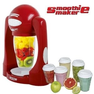 1.Smoothie Maker Rouge