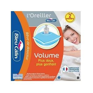 5.Bleu Calin Volume lot de 2