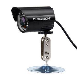 2.Floureon Kit de vidéosurveillance 8CH