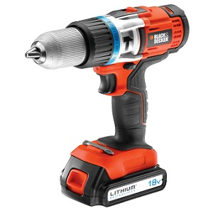 1.Black & Decker EGBHP188BK