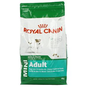 1.Royal Canin Mini Adult RCMA010