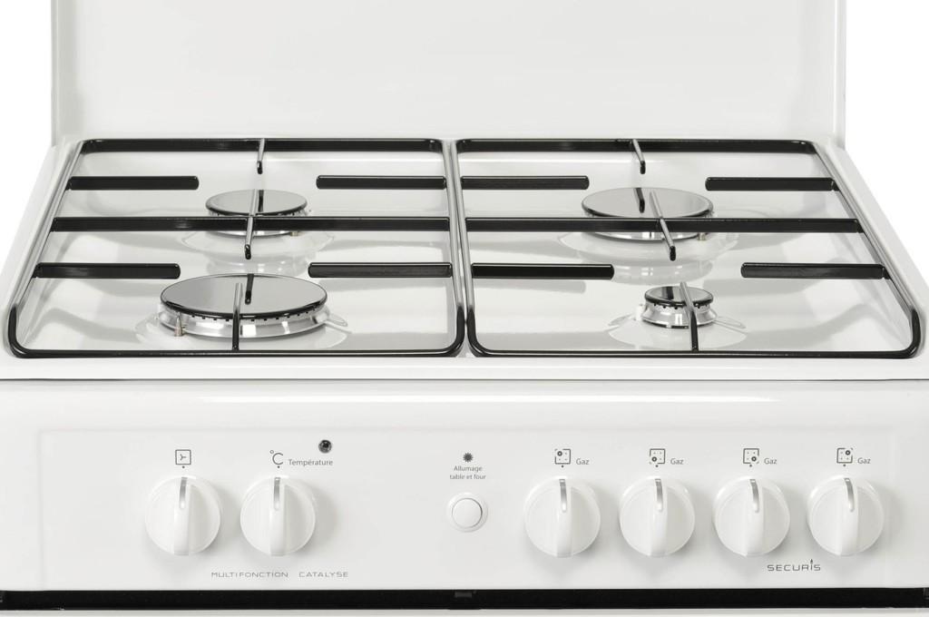 ▷ Classement & Guide d'achat : Top cuisinières à gaz En Apr 2018