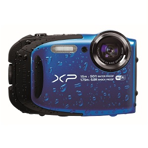 2.Fujifilm FinePix XP80