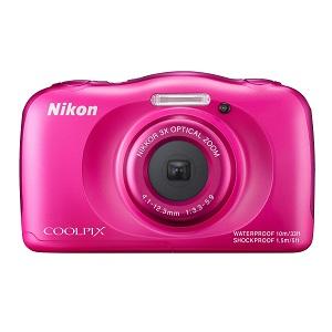 3.Nikon Coolpix S33