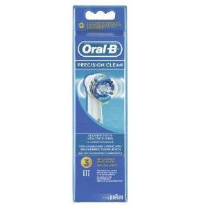 3.Oral-B EB20 x 3 Précision Clean