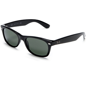 1.Ray-Ban New Wayfarer RB2132-03