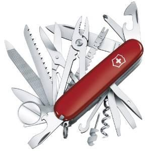 1.Victorinox Swiss Army Champ