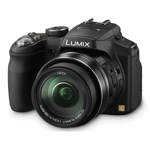 2.Panasonic Lumix DMC-FZ200