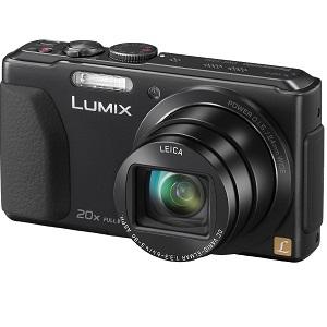 2.Panasonic Lumix DMC-TZ40EF-K