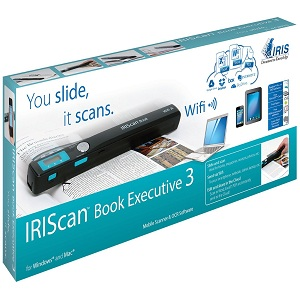 3.IRISCan Book Executive 3
