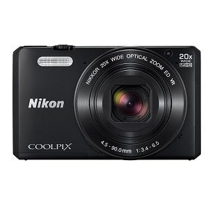 5.Nikon Coolpix S7000