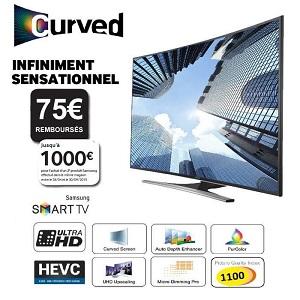 5.Samsung UE40JU6500