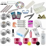 5.Sun Garden Nails Kit de Manucure et Nail Art ultra complet