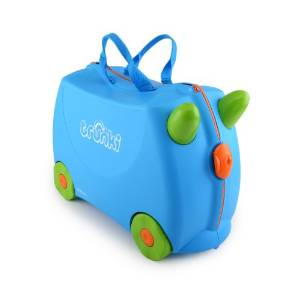 5.Trunki Ride-On Terrance Bleu