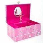 7.Lucy Locket FG0084 Boite musique Bijoux Princesse