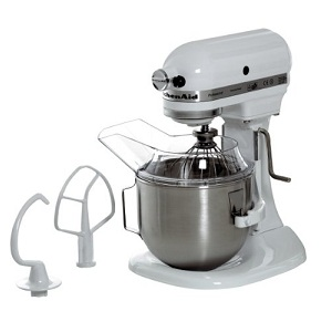1.Kitchenaid 5KPM5EWH