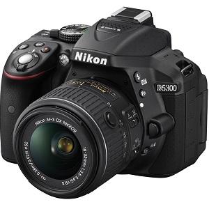 2.Nikon D5300
