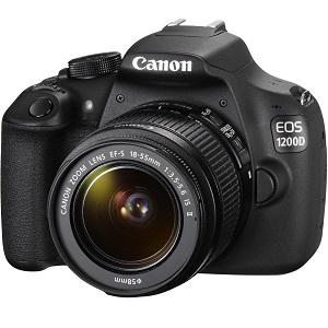 3.Canon EOS 1200D