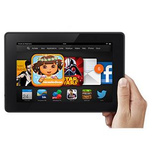 4.Kindle Fire HD
