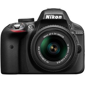 5.Nikon D3300