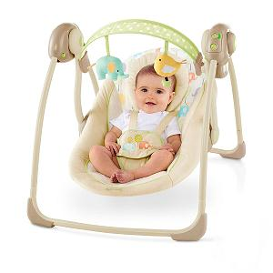 Transat pour bebe - Bright Starts Comfort & Harmony---2