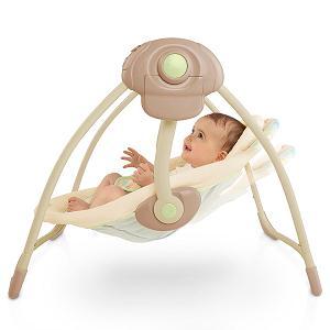Transat pour bebe - Bright Starts Comfort & Harmony---3