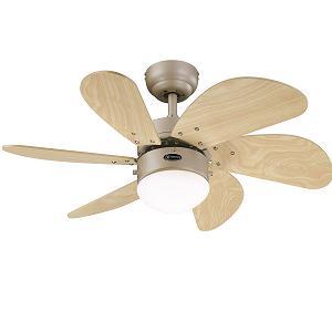 Ventilateur de plafond - Westinghouse Turbo Swirl 7815840---1
