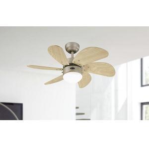 Ventilateur de plafond - Westinghouse Turbo Swirl 7815840---2