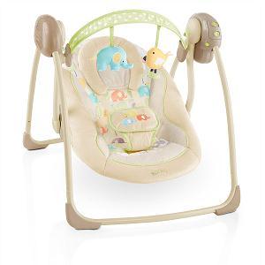 Transat pour bebe - Bright Starts Comfort & Harmony---1