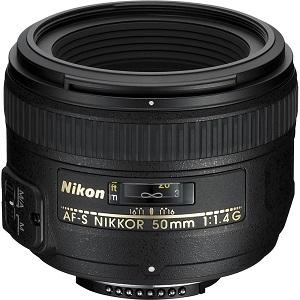 1.AF-S Nikkor 50 mm
