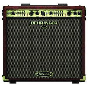 1.Behringer Ultracoustic ACX450