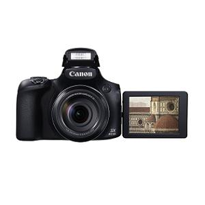 2.Canon Powershot SX60 HS
