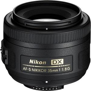 3.AF-S DX 35 mm