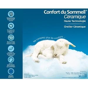 1.1 Confort du Sommeil Céramique à mémoire de forme