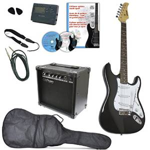 3.Clifton Black Strat Custom
