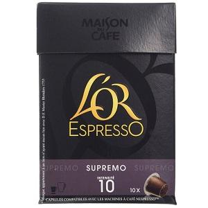 1.1 L'OR EspressO Supremo