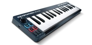 1. M-Audio Keystation Mini 32 II