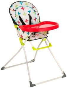 1.1 Hauck Chaise Haute - Mac Baby