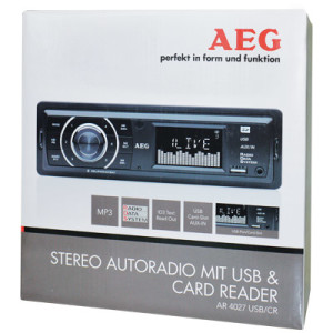 1.3 AEG AR 4027