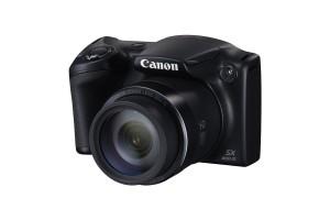 1.Canon PowerShot SX400