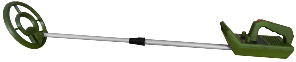 1.Détecteur de métaux Allround de Seben
