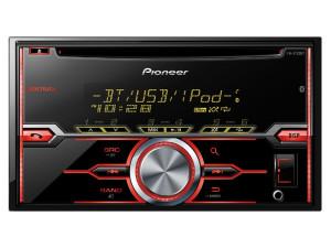 1.Pioneer FH-X720BT