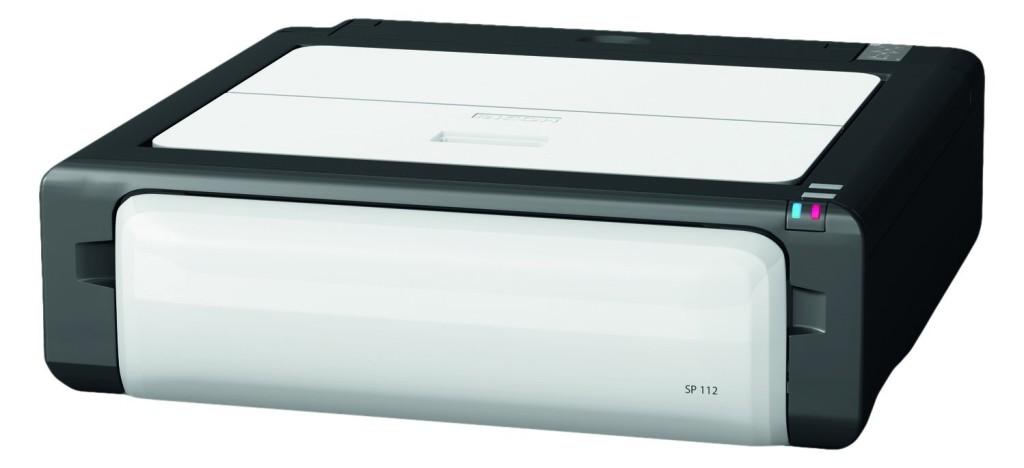 1.Ricoh SP 112 A4 Imprimante laser