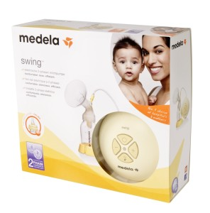 2. Medela Swing Simple Pompage