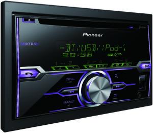 2.Pioneer FH-X720BT