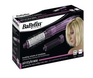 3.Babyliss - AS80E - Brosse Soufflante - Multi-Access