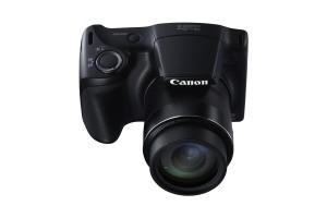 3.Canon PowerShot SX400