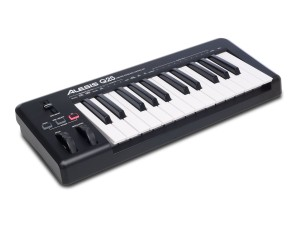1.Alesis Q25 Clavier