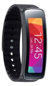 1.Samsung Galaxy Gear Fit